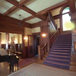 Mansion Entry Hall