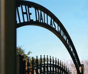 Alexander Mansion Entry