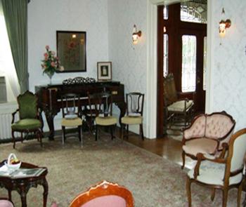 European Tea Room Dallas