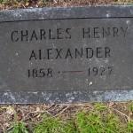 DWF-Cemetery-CHAlexander-Stone