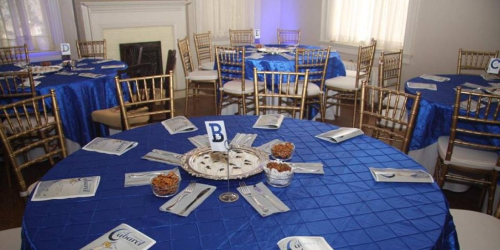 Corporate banquets and meetings at the Alexander Mansion