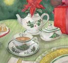 Holiday Tea Room