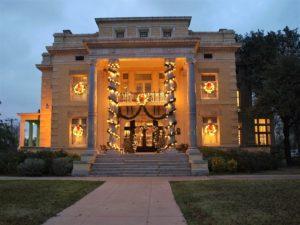 Mansion night