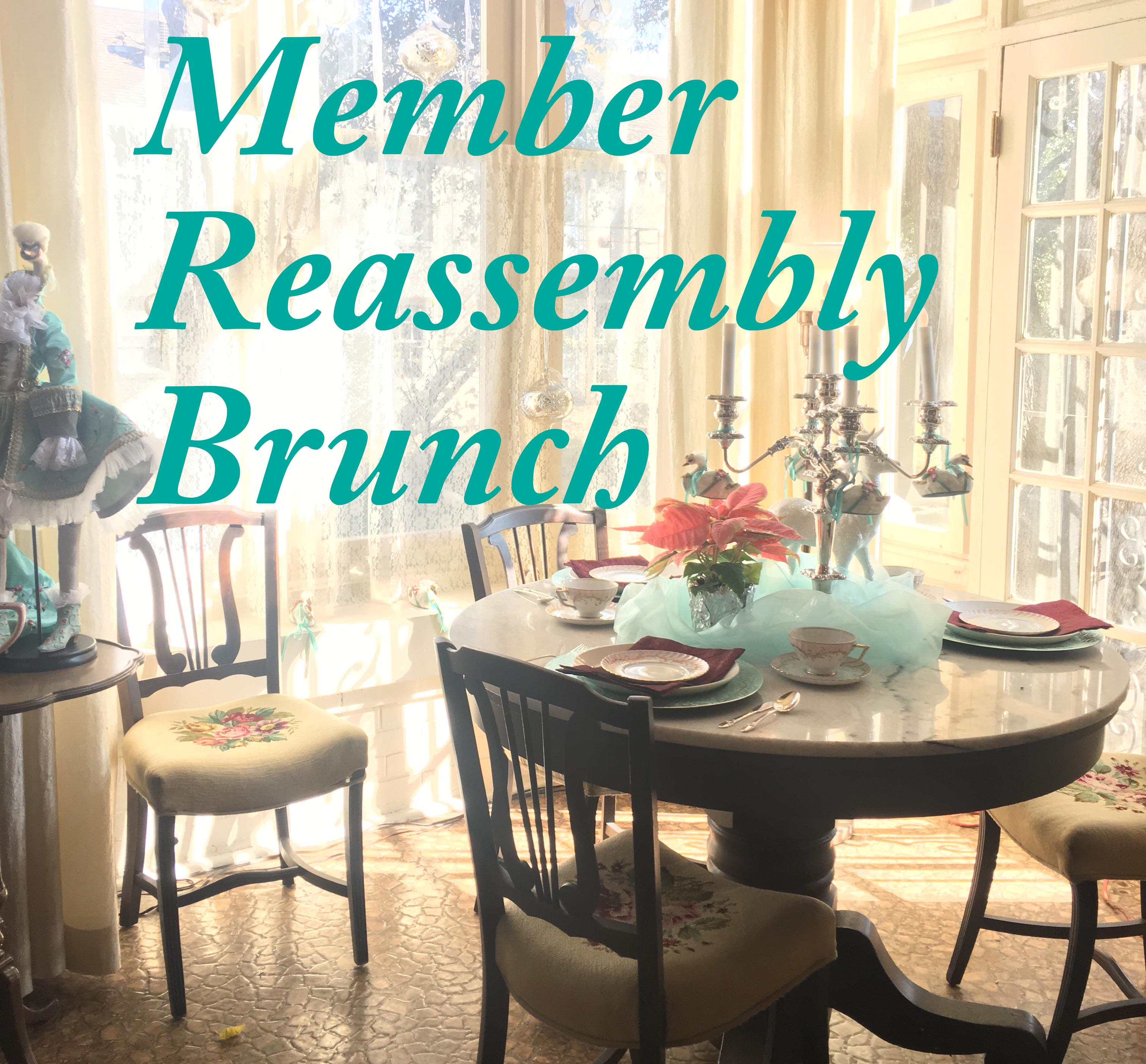 Reassembly Brunch