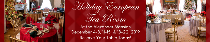 Holiday European Tea Room