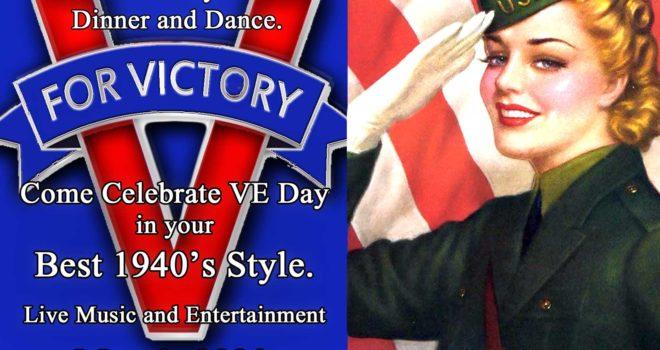 1940s dance card