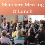 Members Meeting & Lunch