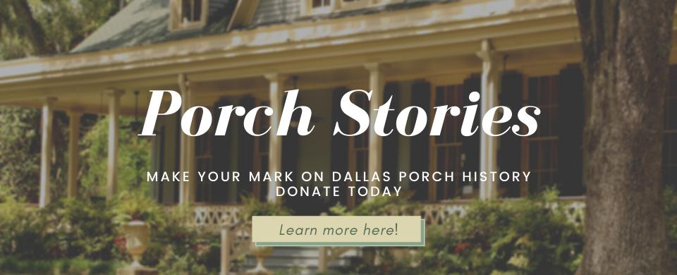 porch stories